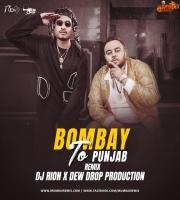 Bombay To Punjab (Remix) - DJ Rion X Dew Drop Production