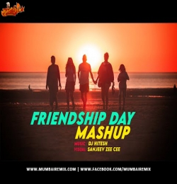 Friendship Day Mashup 2020 DJ Hitesh x Sanjeev Zee Cee