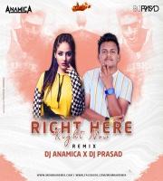 Right Here Right Now (Remix) DJ Prasad x DJ Anamica