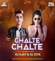 Chalte Chalte - Mohabbatein (Remix) - DJ AJAY x DJ ZIYA