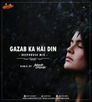 GAZAB KA HAI DIN (DEEP HOUSE MIX) - ASHMIT CHAVAN