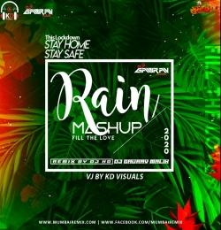 Rain Mashup 2020 DJ KD x Dj Gaurav Malik