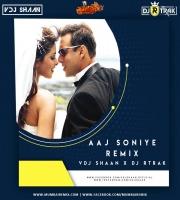 Aaja Soniye - Remix - VDJ Shaan X DJ Rtrak