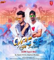 Cycle Se Aaya Selem (Tapoori Mix) Dj Ashif.H X Dj Deepak Mumbai