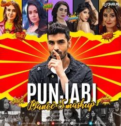Punjabi Dance Smashup - DJ Dharak
