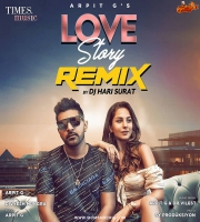 Love Story (Remix) DJ Hari Surat
