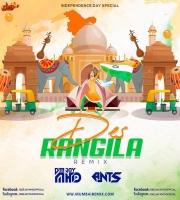 DES RANGILA - REMIX - DJ MHD X DJ ANTS