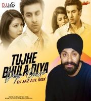 Tujhe Bhula Diya (Deep House Remix) - DJ Jaz ATL