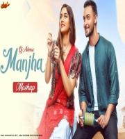 Manjha (Mash Up) - Dj Ashmac