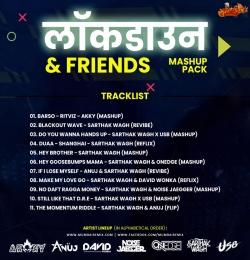 Do You Wanna Hands Up - Sarthak Wagh x USB Mashup