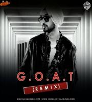 GOAT (Remix) DJ MITRA  Diljit Dosanjh
