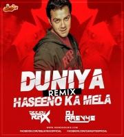 Duniya Hasino Ka Mela - Deejay Rax x Dj Raevye Remix