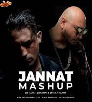 Unconditional Love Mashup 2 - Jannat X Him  I X Bin Te Dil X Main Teri Hogayi Mashup - DJ HARSH SHRMA X SUNIX THAKOR