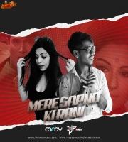 Mere Sapno Ki Rani (Remix) - DJ Candy x DJ Pinku