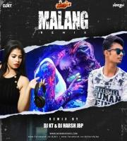 Malang Remix Dj KT x DJ Harsh JBP