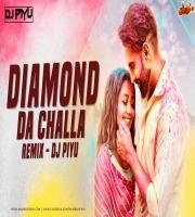 Neha Kakkar - Diamond Da Challa  - Dj Piyu Remix