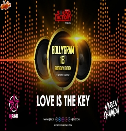 Love Is The Key - DJ RINK x HIREN CHAWDA
