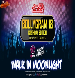Walk In Moonlight - DJ RINK x HIREN CHAWDA