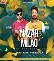 Nazar Milao Babuaan Se (Remix) Dj Mk Monu Raja x Dj Vicky Jharia