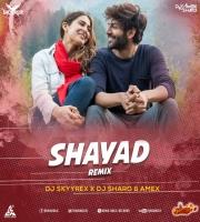 Shayad Remix DJ Skyyrex X DJ Sharow x Amex