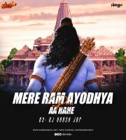 MERE RAM AYODHYA A RAHE REMIX BY DJ HARSH JBP
