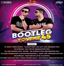 Dil Tod Ke DJ Ravish x DJ Chico Reggaeton Mix