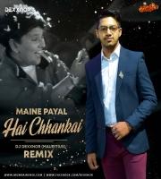 Maine Payal Hai Chhankai Remix Falguni Pathak DJ DEXXNOR Mauritius