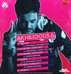Instagram (Bhangra Mix) - DJ Akhil Talreja Remix