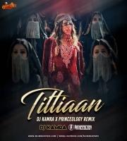 Titliaan (Remix) - DJ Kamra X Princeology