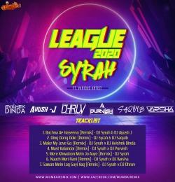 Naach Meri Rani (Remix) - DJ Syrah x DJ Varsha