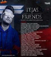 Ittefaq Se (Desi Deep House Mix) DJ Tejas X DJ Buddha Dubai