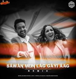 Sawan Mein Lag Gayi Aag REMIX DJ MITRA