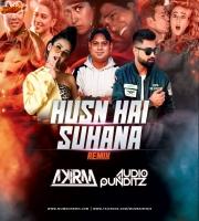 Husn Hai Suhana (Remix) DJ Akiraa x Audio Punditz