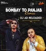 Bombay To Punjab (Trap mix) DJ AD Reloaded