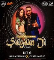 Saiyaan Ji (Honey Singh) NiT G X Harshvardhan X Utkarsh Artist Mix